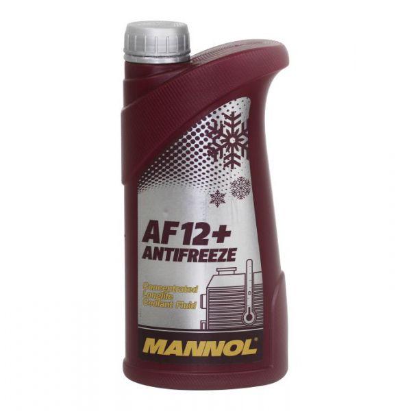 Antigel Mannol MANNOL ANTIGEL AUTO AF12+ LONGLIFE 1L CONCENTRAT