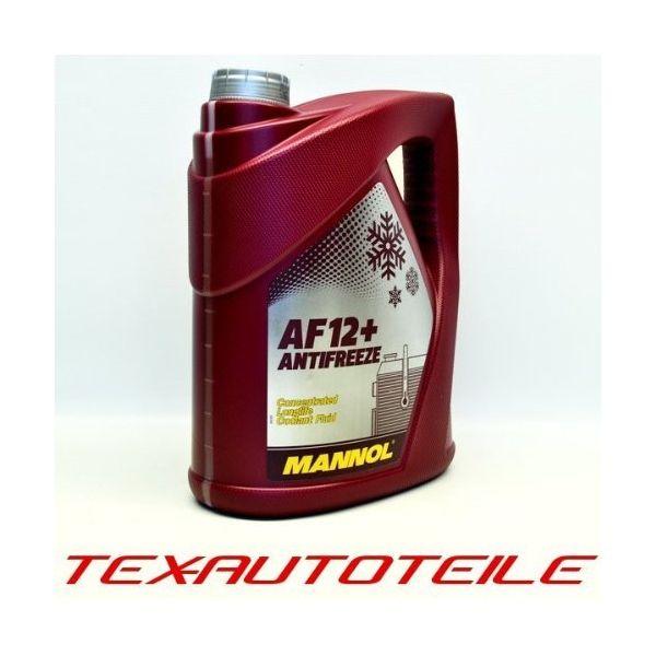 Antigel Mannol MANNOL ANTIGEL AUTO AF12+ LONGLIFE 5L