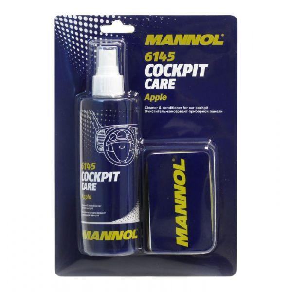 Mannol MANNOL COCKPIT CARE APPLE 250ML
