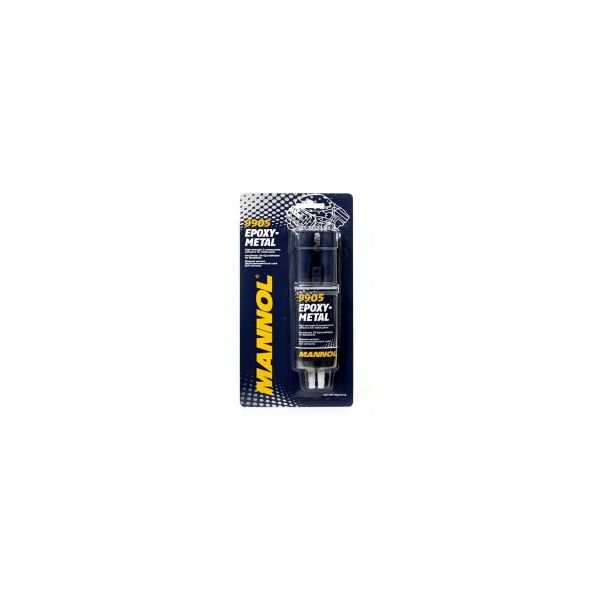 Mannol MANNOL EPOXY METAL - ADHESIVE FOR TWO METAL 30G (9905) (144)