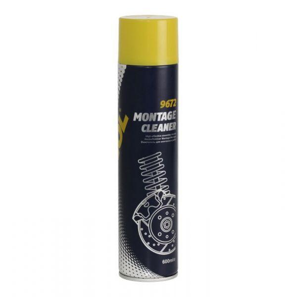 Mannol MANNOL SPRAY MONTAGE -CLEANER  600 ML