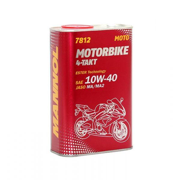 Mannol MANNOL ULEI MOTORBIKE  ESTER TECHNOLOGY  4T 10W-40 1L