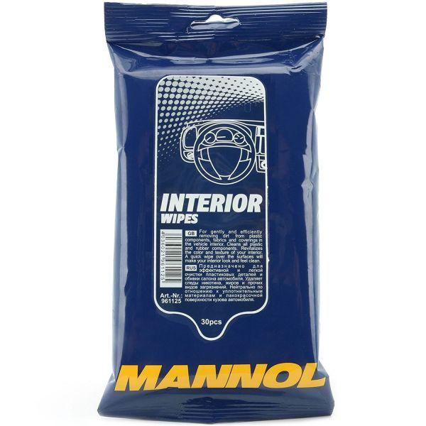 Mannol SERVETELE PENTRU CURATAT PLASTIC