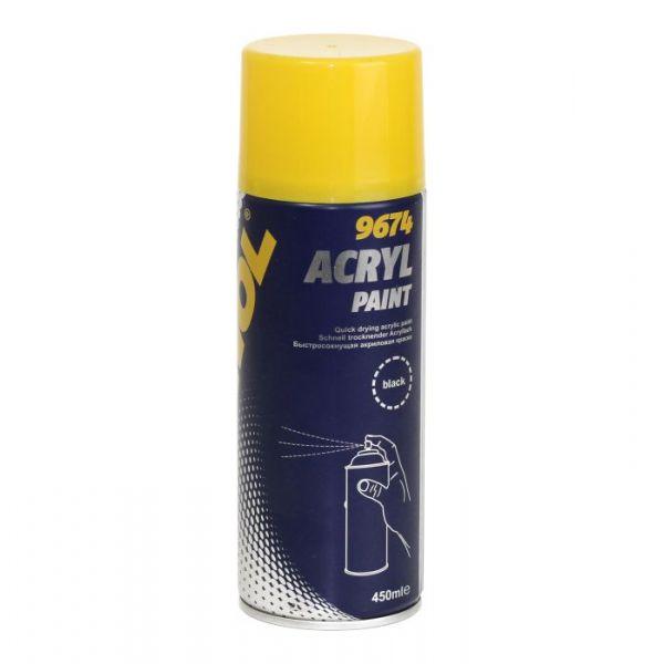 Produse intretinere Mannol Spray Acryl Paint 9674