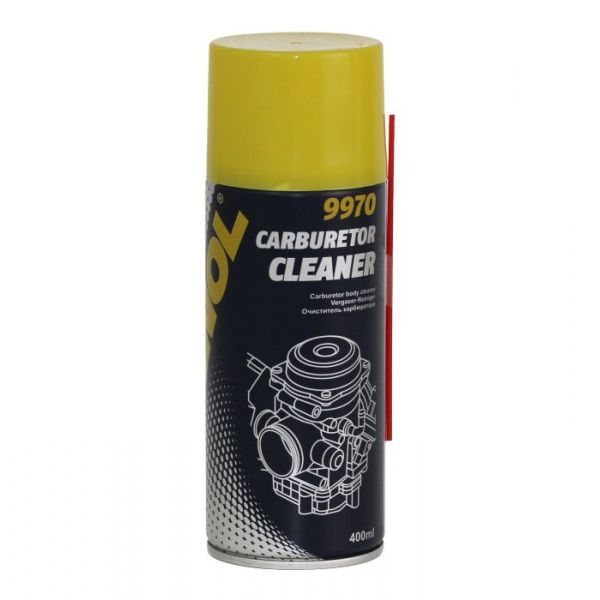 Produse intretinere Mannol Spray Curatare Carburator 400 ml
