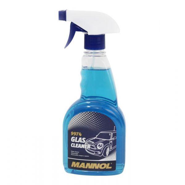 Produse intretinere Mannol Spray Curatare Curatare Parbriz Glas Cleaner 500 ml