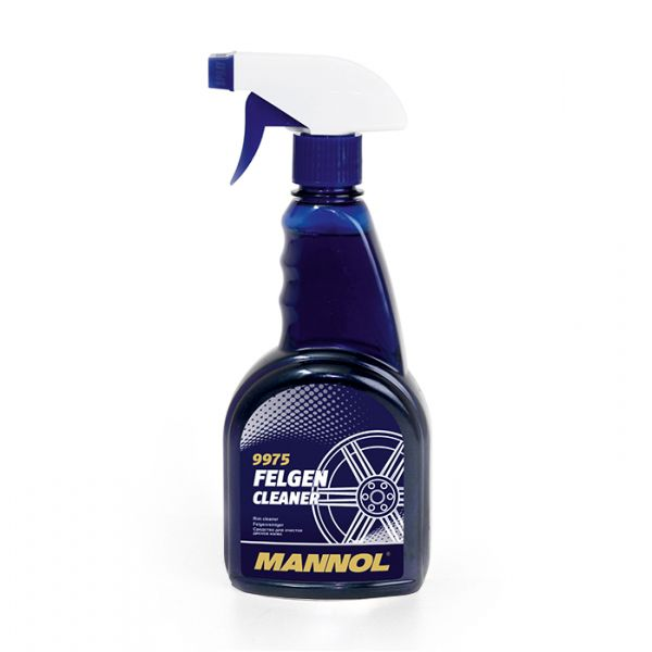 Produse intretinere Mannol Spray Curatare Jante 500 ML