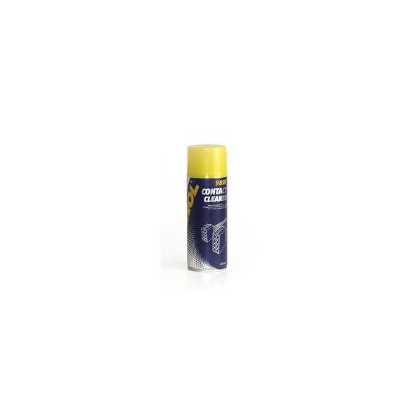 Mannol SPRAY DEGRESARE SI CURATARE CONTACTE MANNOL 450 ML