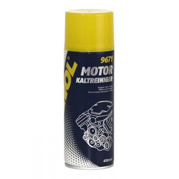 Intretinere Echipament Mannol Spray Engine Cleaner&Rust Remover