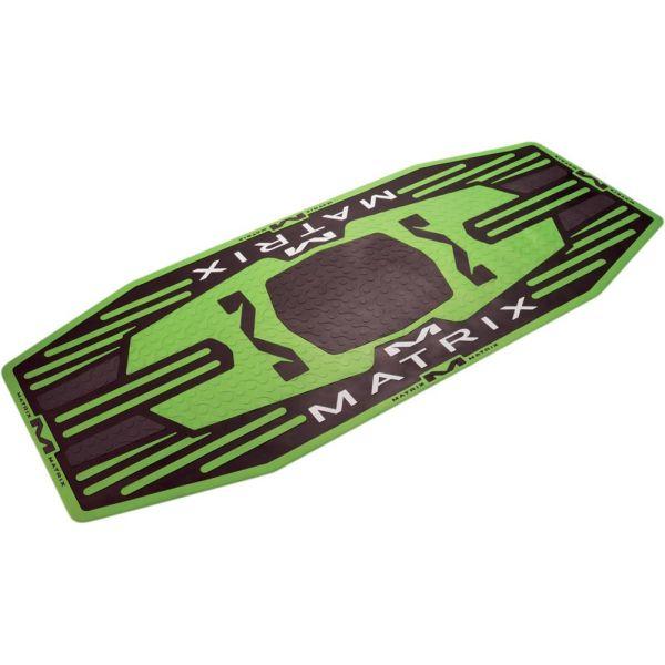 Scule Matrix Covor Mat M10 Factory 3x7 Green