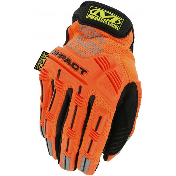 Manusi de Service Mechanix Manusi Service M-Pact Orange/Black 2021
