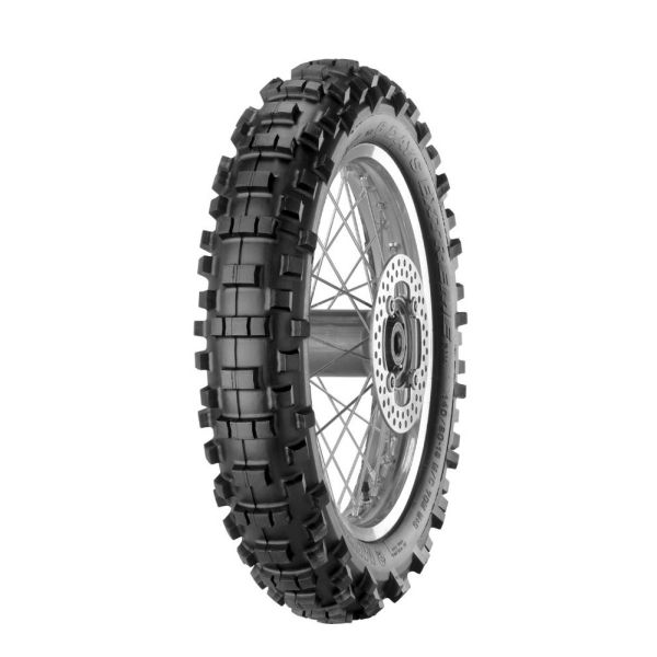 Anvelope MX-Enduro Metzeler Mce 6 Days Extreme Anvelopa Moto Spate 120/90-18 65m Tt M+s-1623800