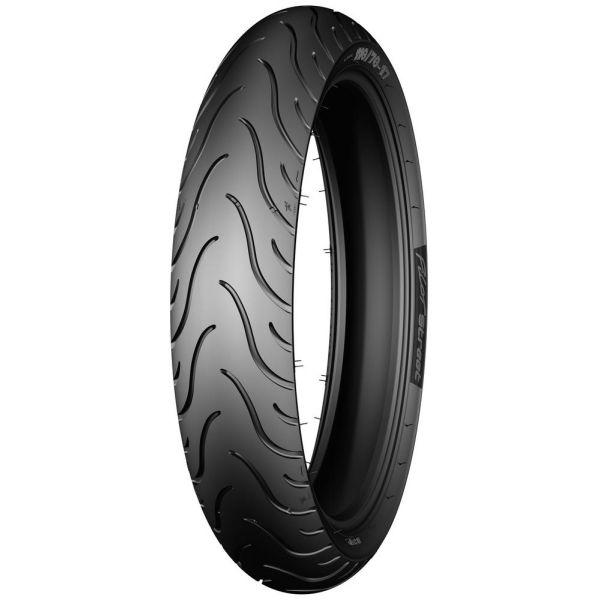 Michelin Anvelopa PILOT STREET Fata 80/90-16 48S TL/TT RANFORSATA