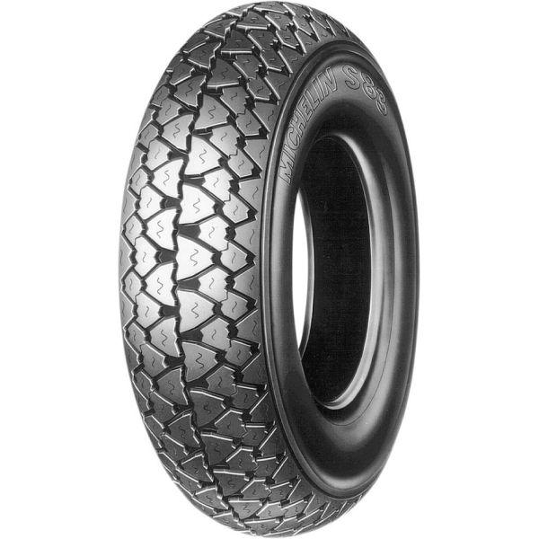 Anvelope Scuter Michelin Anvelopa S83 Fata/Spate 3.50-10 59J TL/TT Ranforsata