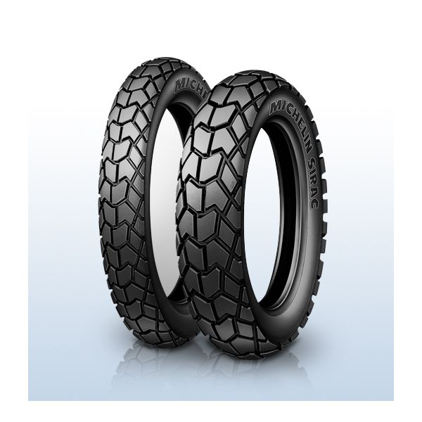 Anvelope Dual-Sport Michelin Anvelopa Sirac 130/80-17 spate