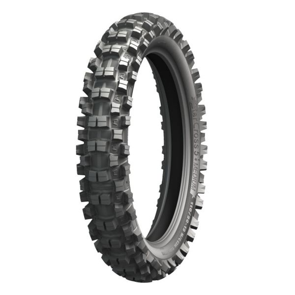 Michelin ANVELOPA STARCROSS 5 MEDIUM SPATE 110/90-19 62M TT NHS
