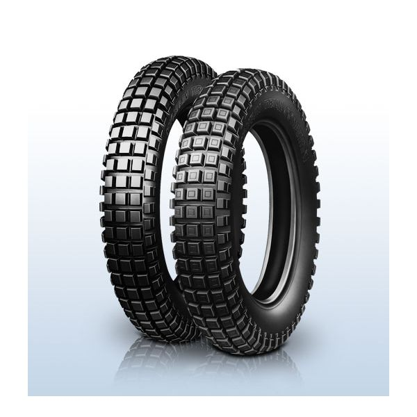 Anvelope MX-Enduro Michelin ANVELOPA TRIAL COMPETITION X11 4.00R18 64L TL