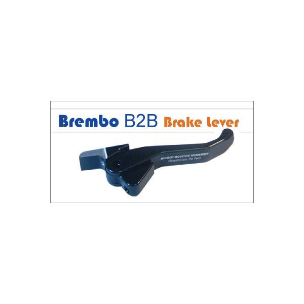 Levers and Controls MX Midwest Brembo B2B KTM 2014-2020 Aluminium Brake Lever