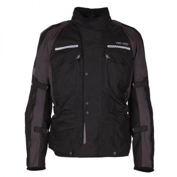 Geci Textil Modeka Geaca Westport Textila Impermeabila Black/Gray