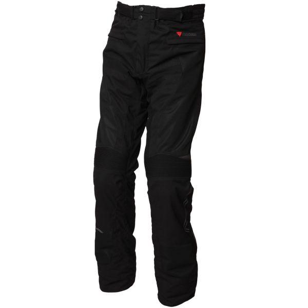 Modeka Pantaloni Textili Impermeabili Breeze Black
