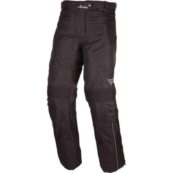 Pantaloni Textil - Dama Modeka Pantaloni Textili Impermeabili Janika Black Dama