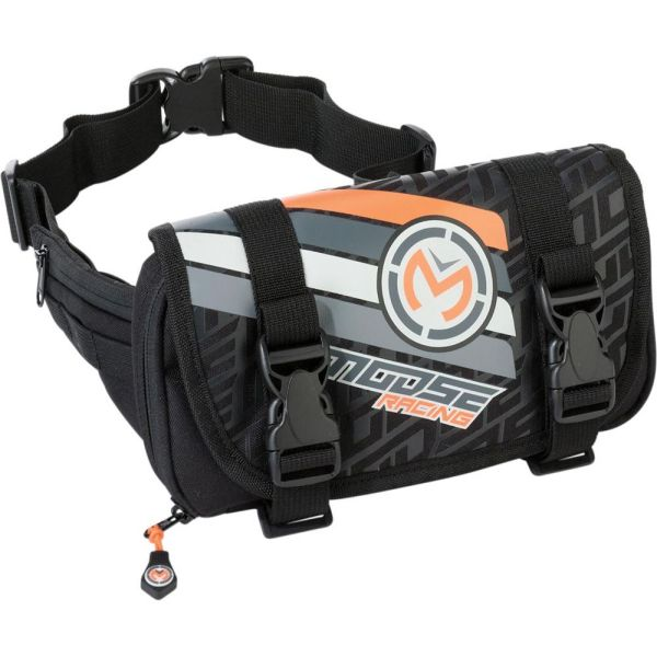 Borsete-Centuri Enduro Moose Racing Borseta Qualifier Pack Black