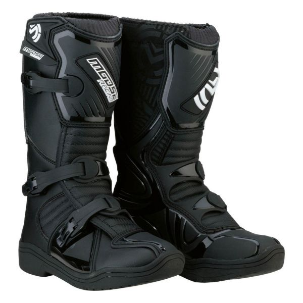 Cizme MX-Enduro Copii Moose Racing Cizme M.1 3 S8 Black Copii