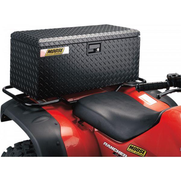 Cutii Depozitare ATV/UTV Moose Racing Cutie ATV Spate Aluminiu Negru - 35050048