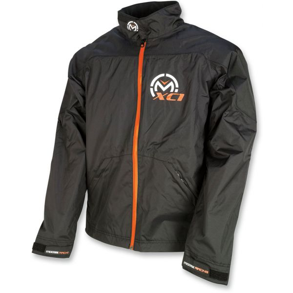 Pelerine de ploaie Moose Racing Geaca Ploaie XC1 Black/Orange