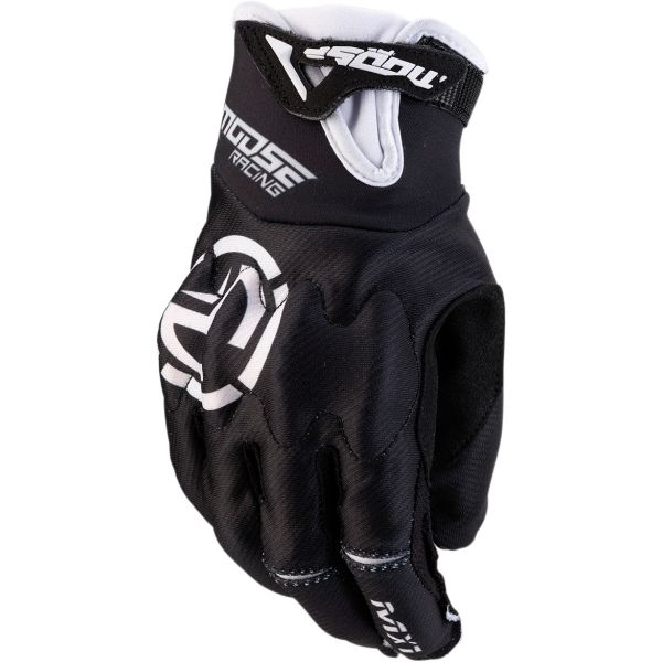 Manusi MX-Enduro Moose Racing Manusi MX1 S20 Black/White