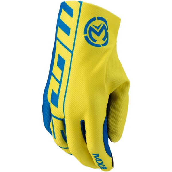 Manusi MX-Enduro Moose Racing Manusi MX2 S20 Yellow/Blue