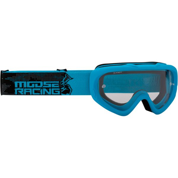 Ochelari MX-Enduro Copii Moose Racing Ochelari Copii Qualifier Agroid Albastru 2021