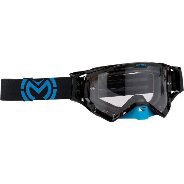 Ochelari MX-Enduro Moose Racing Ochelari XCR Galaxy Negru/Albastru 2021