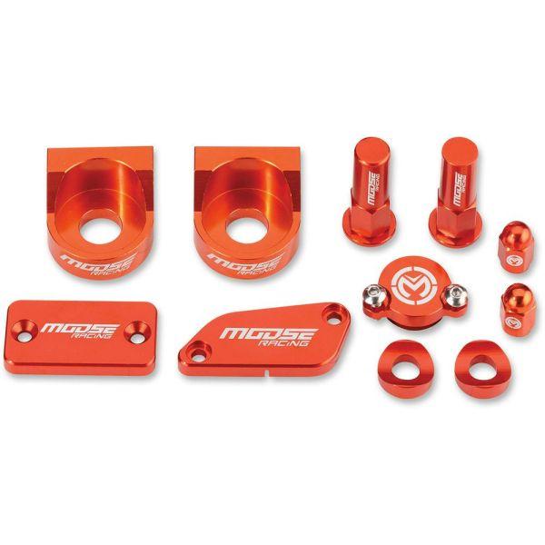 Accesorii MX-Enduro Moose Racing Pachet Bling Pack KTM EXC 2014-2020 Orange