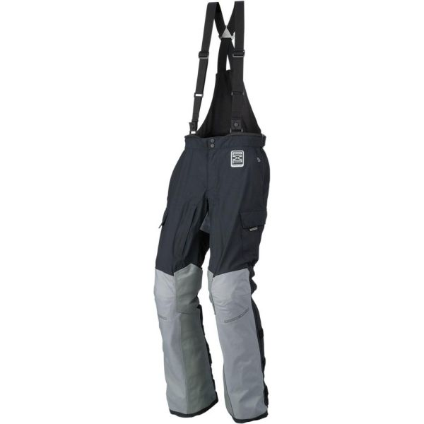 Pantaloni ATV Moose Racing Pantaloni ATV Expedition Black/Gray