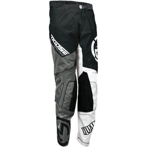 Pantaloni MX-Enduro Copii Moose Racing Pantaloni Copii Qualifier S20 Black/White