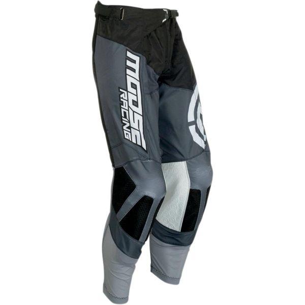 Pantaloni MX-Enduro Moose Racing Pantaloni M1 Black/Gray S9