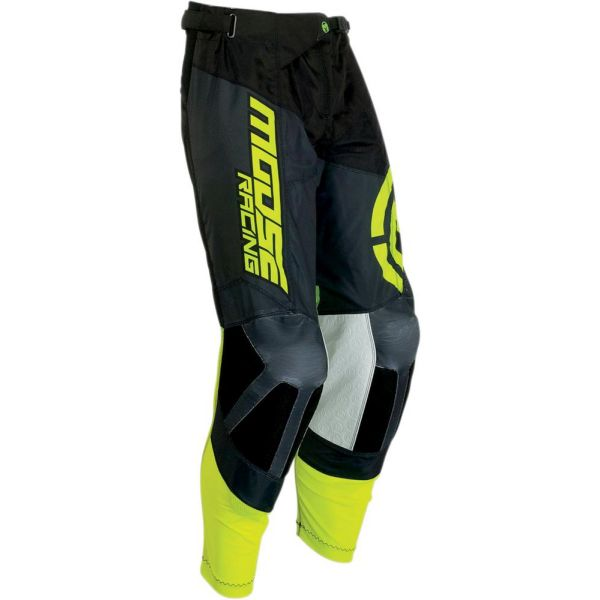 Pantaloni MX-Enduro Moose Racing Pantaloni M1 Black/Yellow S9