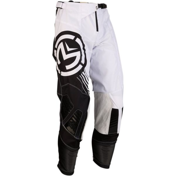 Pantaloni MX-Enduro Moose Racing Pantaloni M1 S20 Black/White
