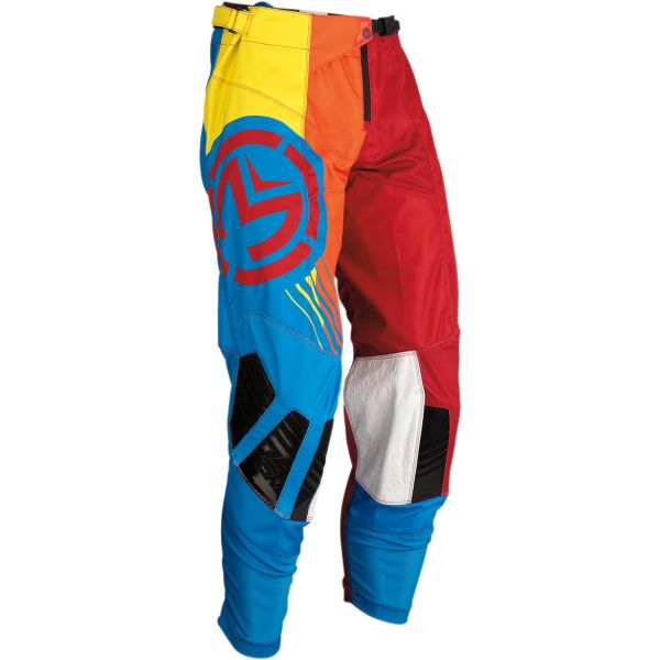 Pantaloni MX-Enduro Moose Racing Pantaloni M1 S20 Blue/Multicolor