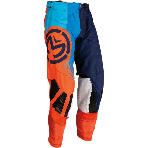 Pantaloni MX-Enduro Moose Racing Pantaloni M1 S20 Orange/Blue