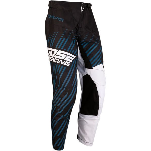 Pantaloni MX-Enduro Moose Racing Pantaloni Qualifier S20 Blue/White
