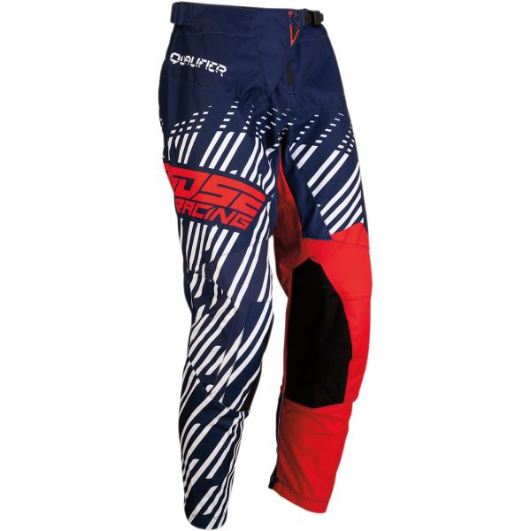 Pantaloni MX-Enduro Moose Racing Pantaloni Qualifier S20 Red/White/Blue