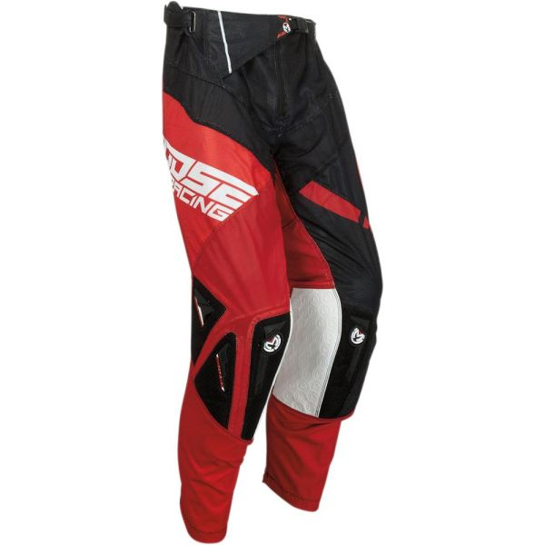 Pantaloni MX-Enduro Moose Racing Pantaloni Sahara Red/Black S9