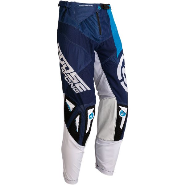 Pantaloni MX-Enduro Moose Racing Pantaloni Sahara S20 Navy/White