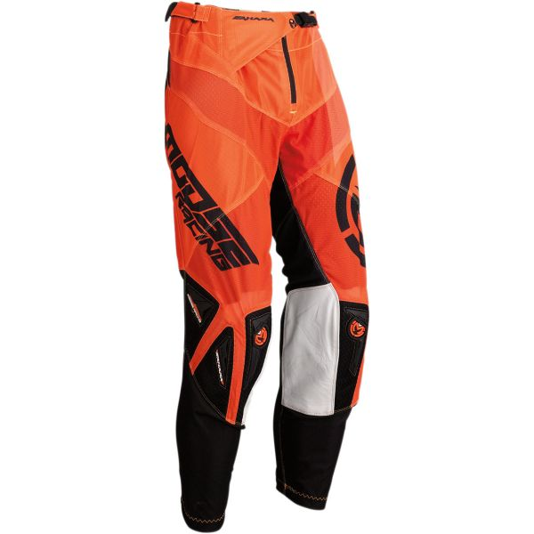 Pantaloni MX-Enduro Moose Racing Pantaloni Sahara S20 Orange/Black