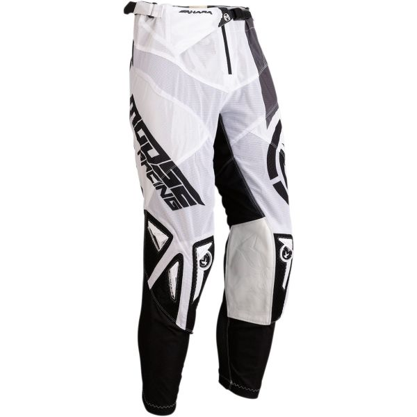 Pantaloni MX-Enduro Moose Racing Pantaloni Sahara S20 White/Black