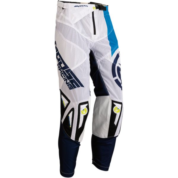 Pantaloni MX-Enduro Moose Racing Pantaloni Sahara S20 White/Navy