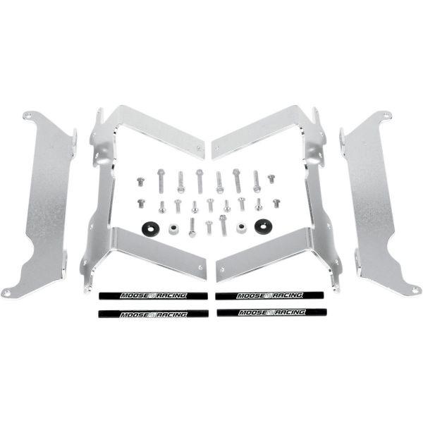 Protectii Radiator Moose Racing Protectie Radiator Aluminiu KTM/Husqvarna/Husaberg 09-16