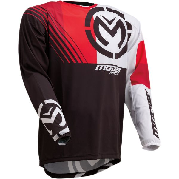 Tricouri MX-Enduro Moose Racing Tricou M1 S20 Black/Red